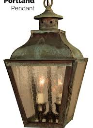 Outdoor Light Fixtures Lowes Congenial Size For Nt Lanterns Copper Hanging Lights By