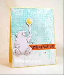 320 best cards mft birthday bears images on birthday