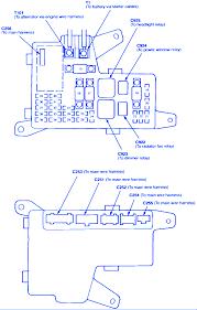 1996 honda accord ex fuse box diagram honda wiring diagram gallery