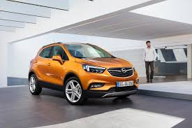 opel mokka interior 2017 revised opel mokka x the buick encore u0027s german cousin news