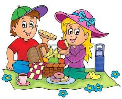 Kids Picnic Basket 3 021 Picnic Basket Cliparts Stock Vector And Royalty Free Picnic