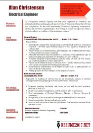 Sample Electronics Engineer Resume by Engineer 2017 Resume Examples U2022