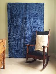 wall hanging shibori textile art livingroom decoration