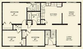 3 bedroom 2 bathroom appealing 3 bedroom 2 bathroom house plans images best