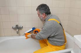 Re Caulking Bathroom Tub Recaulking American Grout Specialists