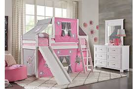 Beds With Slides For Girls by Girls Bunk Beds U0026 Loft Beds With Desks Slides U0026 Storage