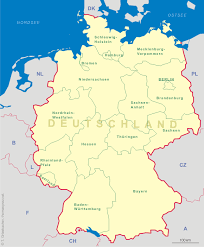 map of deutschland germany s glassware tour deutschland germany d