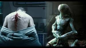 dr shaw and david alien covenant prologue images and analysis
