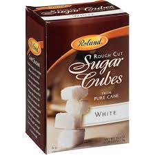 sugar cubes where to buy buy roland cut white sugar cubes 35 3 oz pack of 8 in