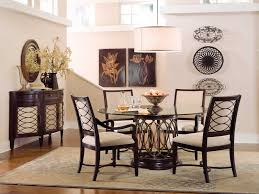 Table And Chairs Dining Room 28 Dining Room Sets Glass Steve Silver Berkley 7 Piece