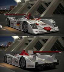 audi race car audi r8 race car u002701 by gt6 garage on deviantart