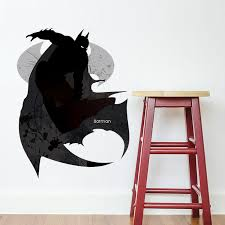 Batman Home Decor Online Buy Wholesale Wall Stickers For Kids Batman From China Wall
