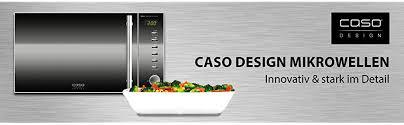 designer mikrowelle caso mcg30 chef design mikrowelle 3in1 mit neuer heißlufttechnik