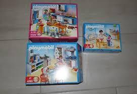 cuisine playmobil 5329 playmobil maison moderne villa ref 5574 eur 55 00 picclick fr