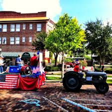 edgewater hotel winter garden florida annual 4th of july parade