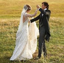 bush wedding dress bush in dress by ralph a of toast