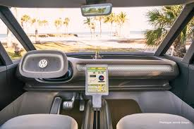 family car interior electric cars 2019 2020 volkswagen id electric car interior