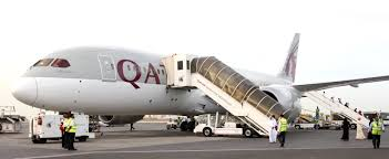 Online Resume Service by Qatar Airways Resumes 787 Services Airports International The