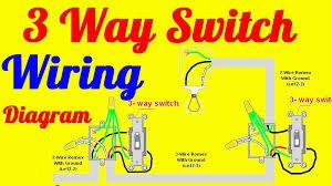 wiring diagrams 3 way light 2 switch circuit basic tearing diagram