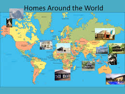 homes around the world by racheljeynes teaching resources tes
