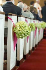 church pew decorations 65 best church pew and wedding chair pomander flowers images on
