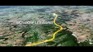 Tour De France Map by Tour De France 2017 Cyclingnews Com