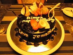 gourmet birthday cakes birthday cake from gourmet corner restaurant picture of the
