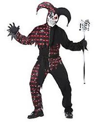 Halloween Costumes Scary Clowns Red Carver Clown Size Costume Halloween Ideas