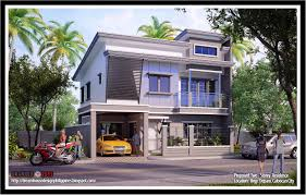 3 Storey House Plans House Modern 2 Story Contemporary House Plans Modern Two Storey House