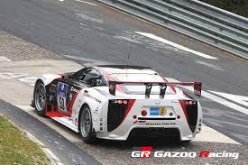 lexus lfa racing lexus lfa takes class win at the nurburgring 24 hours autoguide