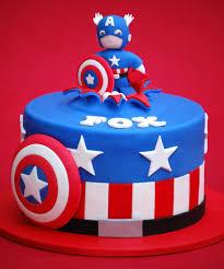 superheroes cakes 7