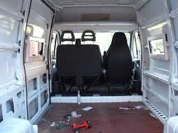 camper van layout citroen relay campervan conversion build a campervan