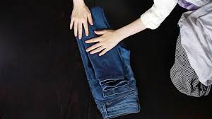 kondo organizing fold clothes like marie kondo the organizing expert shows how