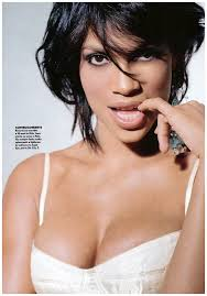 Where Is Vanity Now Denise Matthews Rosario Dawson On The Cover Of Max Magazine