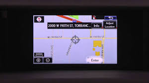 lexus nx quick guide navigation quick tips set home and go home youtube