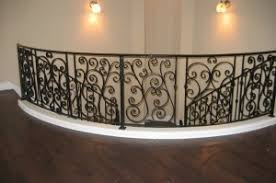 custom fabricator of ornamental iron work in seattle and redmond wa
