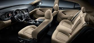 Optima Kia Interior 2011 Kia Optima Sx Looks Young Exciting And Racy