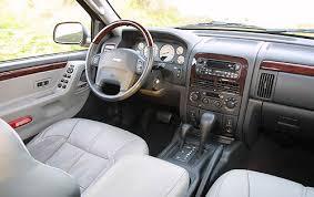 jeep grand cherokee wj overland edition