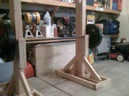 Home Made Bench Press Which Squat Stands Look The Best Of These 3 Sherdog Forums
