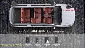 cadillac minivan 2017 2017 2018 cadillac escalade luxury platinum esv interior