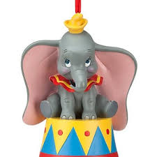 dumbo on drum ornament 2012 from our collection