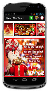 electronic new year cards happy new year 2018 greetings android apps on play