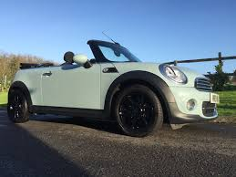 volkswagen mini cooper used mini convertible for sale rac cars