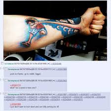 Boys With Tattoos Meme - collection of 25 street fighter tattoo on arm