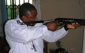 a nigerian u0027s shotgun the firearm blogthe firearm blog