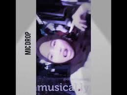 Shoo Zink bts mic drop musically