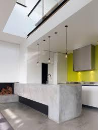 concrete kitchen modern normabudden com