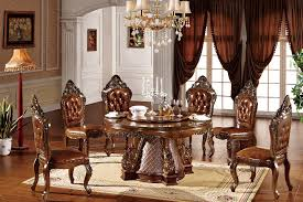 Carved Dining Table And Chairs Bisini Eletric Driven Carved Dining Table Set Buy Dining