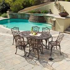 Cast Iron Patio Furniture Sets Foter - Antique patio furniture