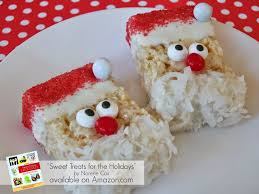 rice krispie treats for thanksgiving polar bear pops and a sweet treats for the holidays book review